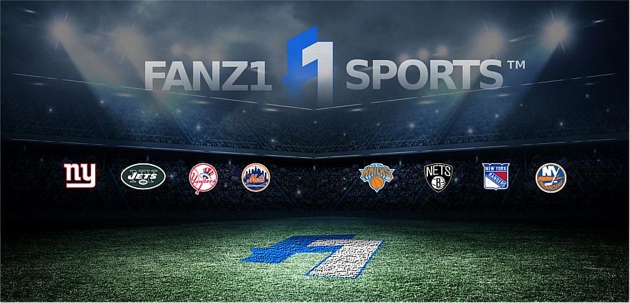 FANZ1 Sports new banner