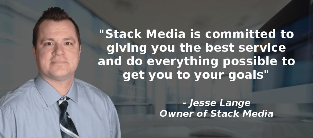 Stack Media Design Banner